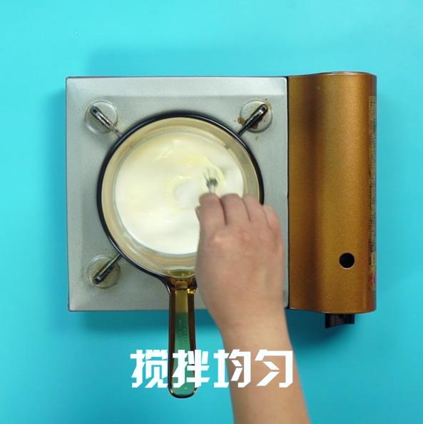 鸡蛋布丁的做法图解