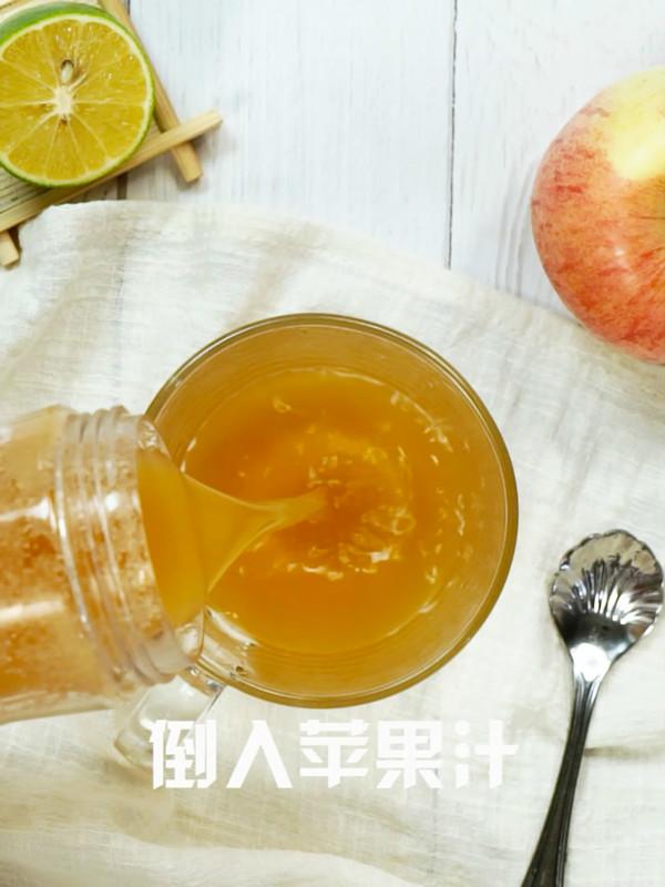 苹果汁的家常做法