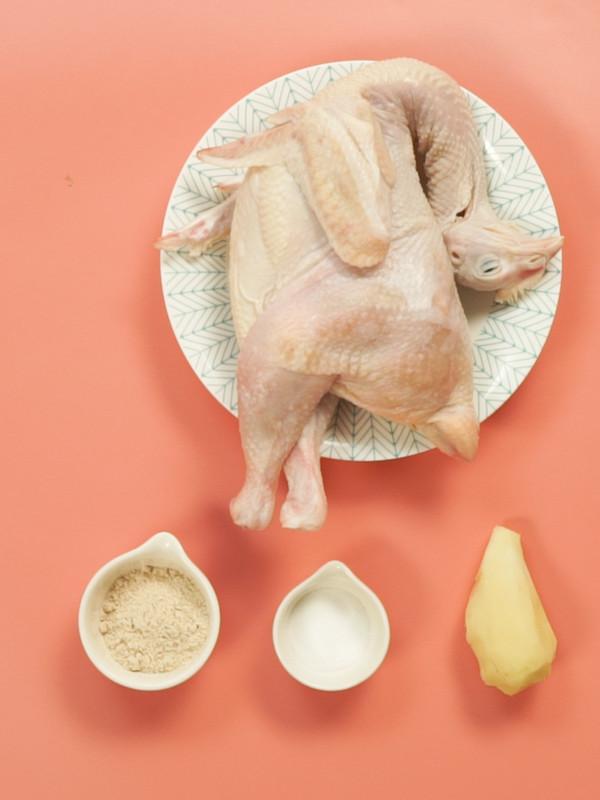 盐焗鸡的做法大全