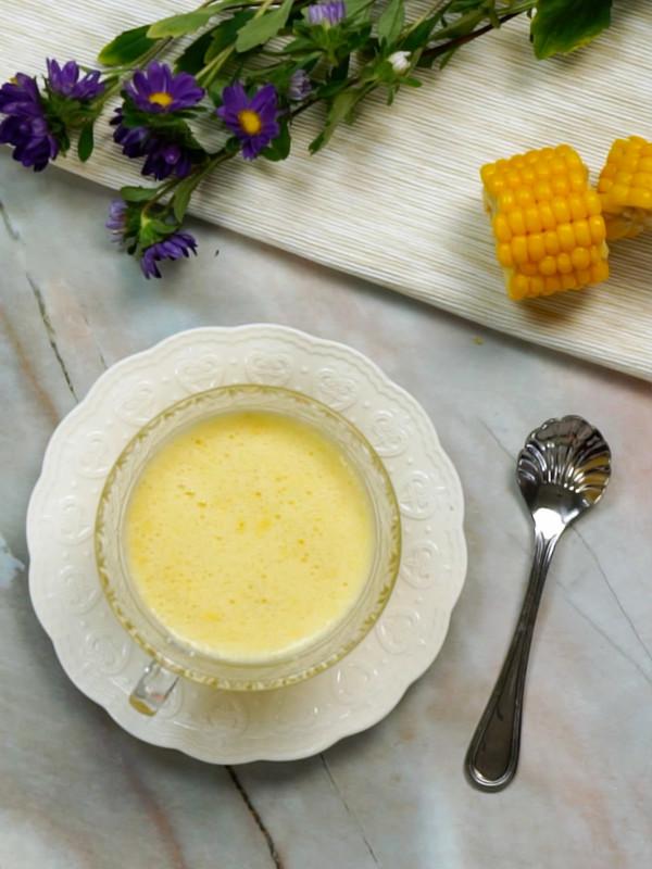 玉米汁成品图