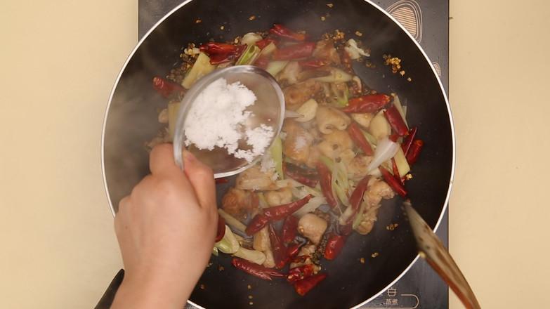 辣子鸡丁的简单做法
