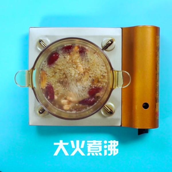 五红汤的做法图解