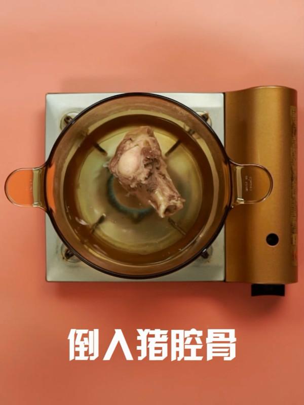 大骨汤的做法图解