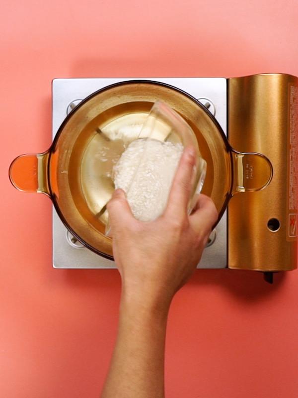 海鲜粥的简单做法