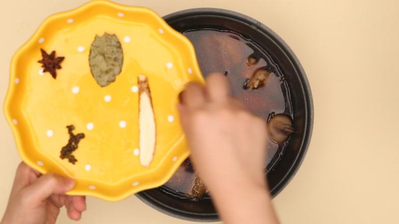 卤猪蹄的家常做法