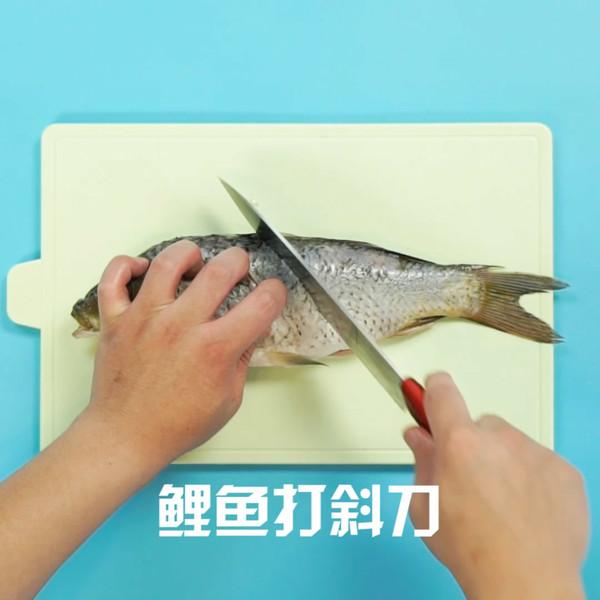 糖醋鲤鱼的简单做法