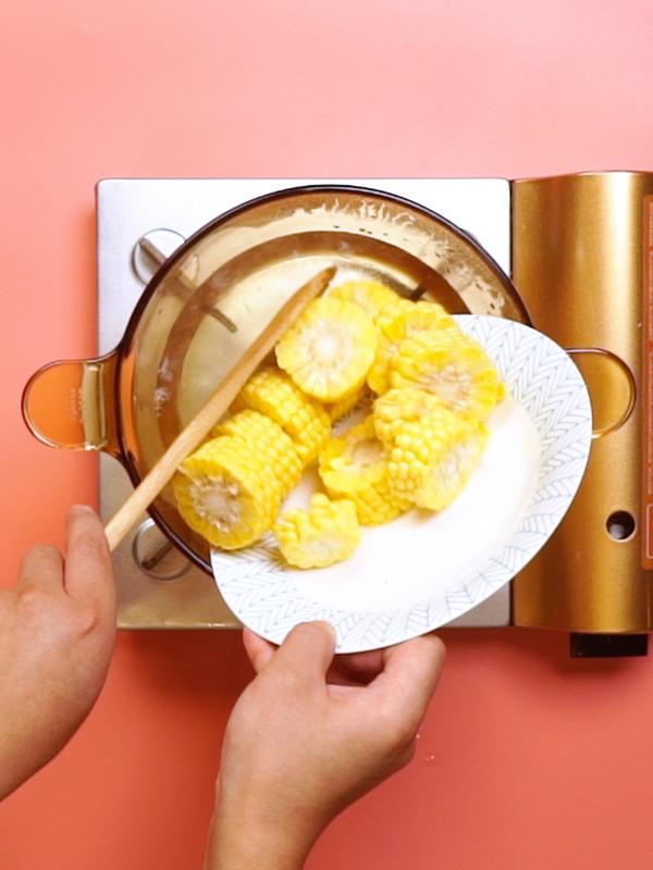 煮玉米的家常做法