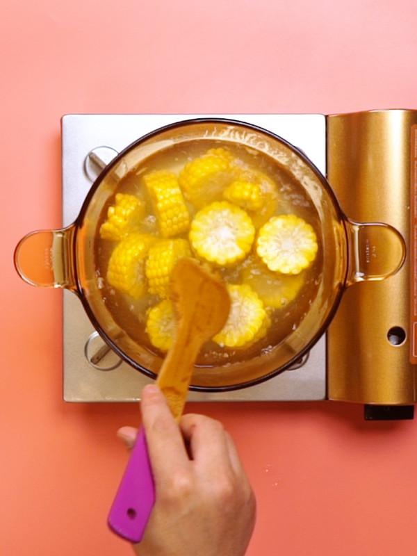 煮玉米怎么吃