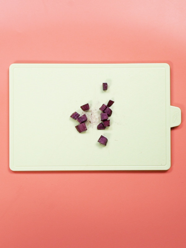 紫薯粥的做法图解
