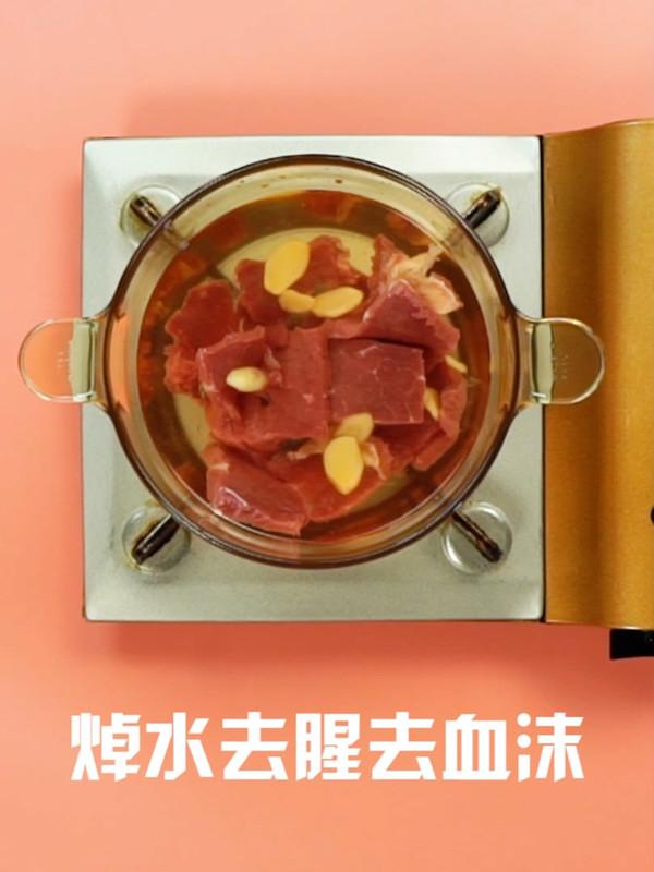 牛肉干的家常做法
