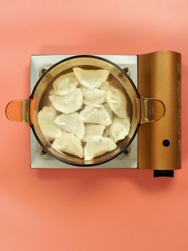 鲅鱼饺子的家常做法