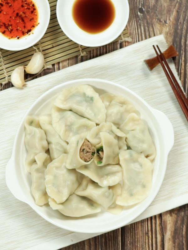 鲅鱼饺子的简单做法