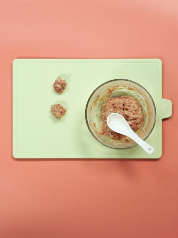 冬瓜丸子汤的家常做法
