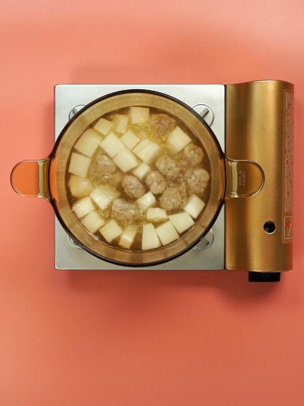 冬瓜丸子汤怎么吃