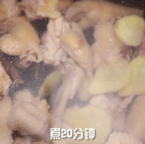 香菇炖鸡的家常做法