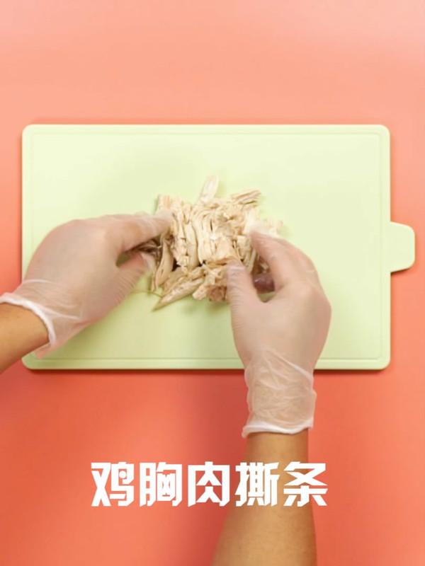 手撕鸡怎么炒