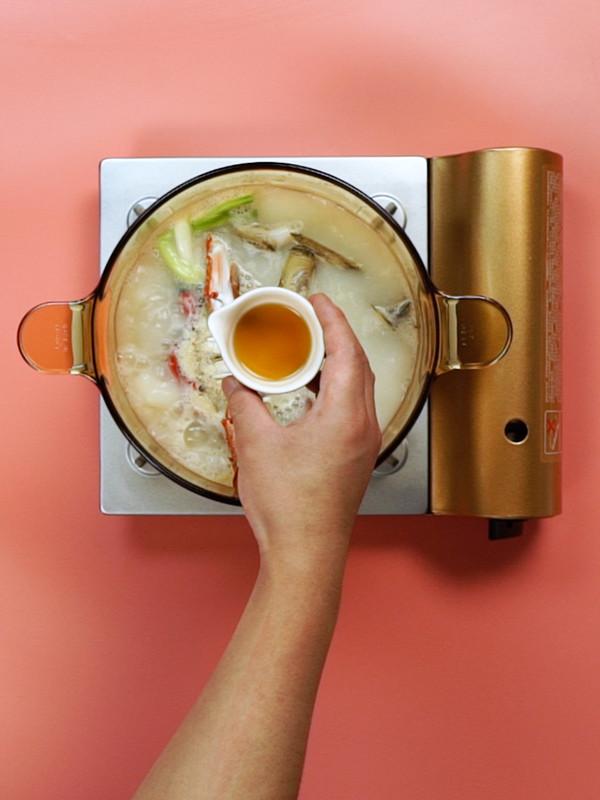海鲜火锅的家常做法