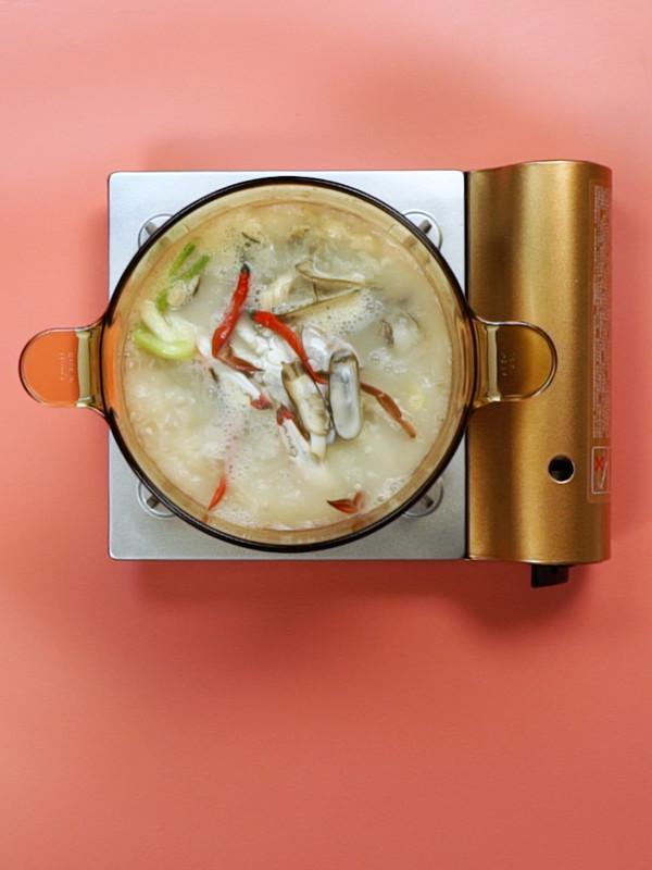 海鲜火锅的简单做法