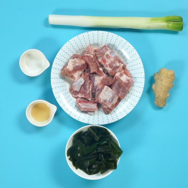 海带排骨汤的做法大全