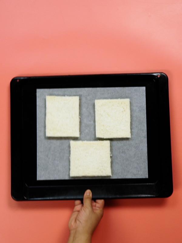 面包糠的做法图解