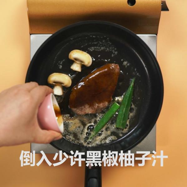 香煎牛排的简单做法