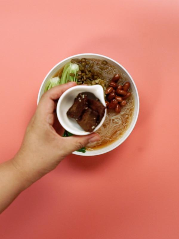 桂林米粉的简单做法