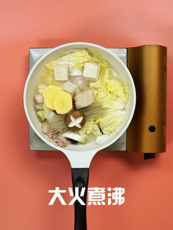 大锅菜的简单做法