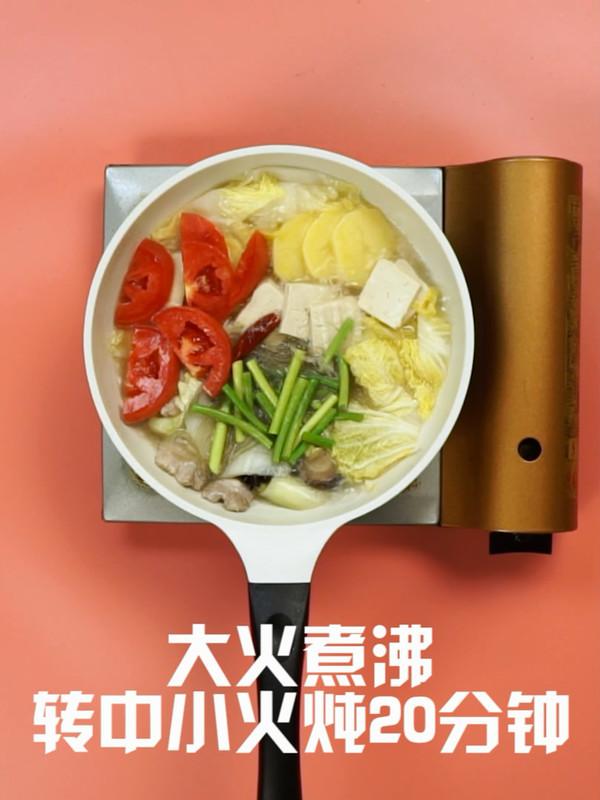 大锅菜怎么吃
