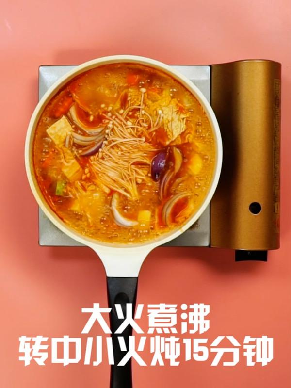 大酱汤怎么煮