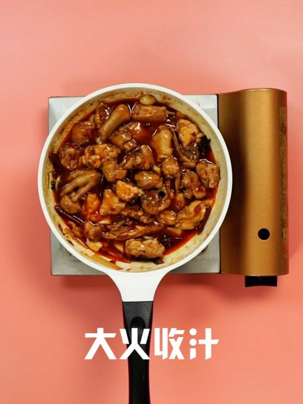 地锅鸡怎么做