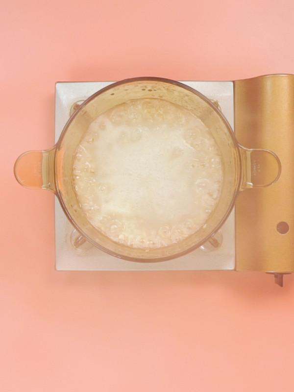 燕麦片粥的家常做法