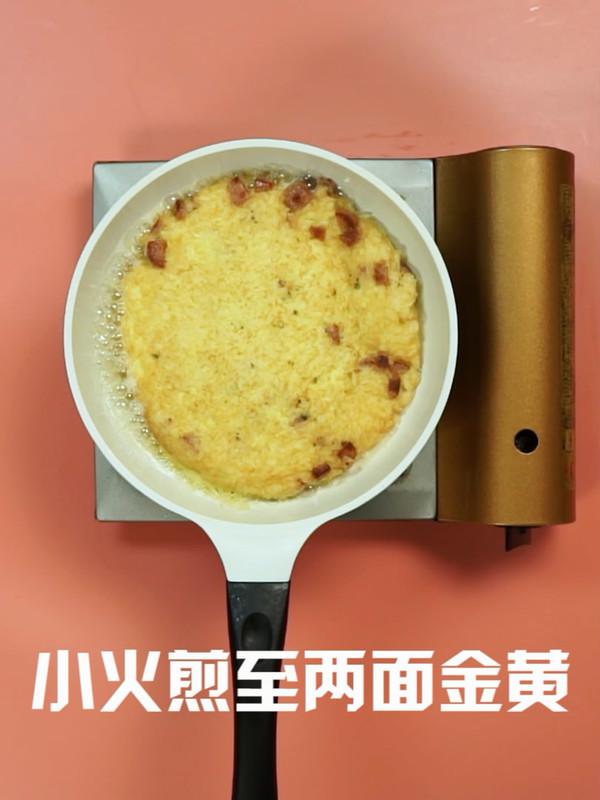 煎米饼的简单做法