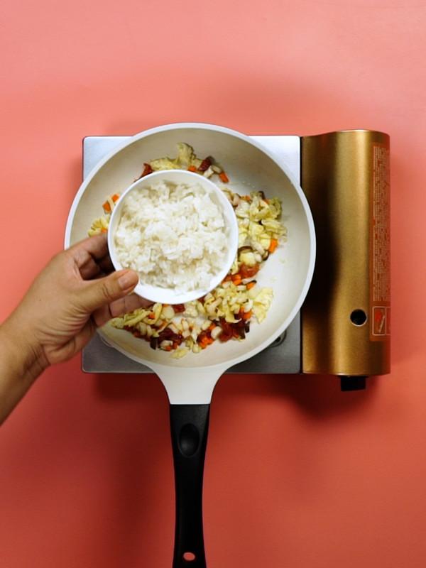 糯米饭怎么炒