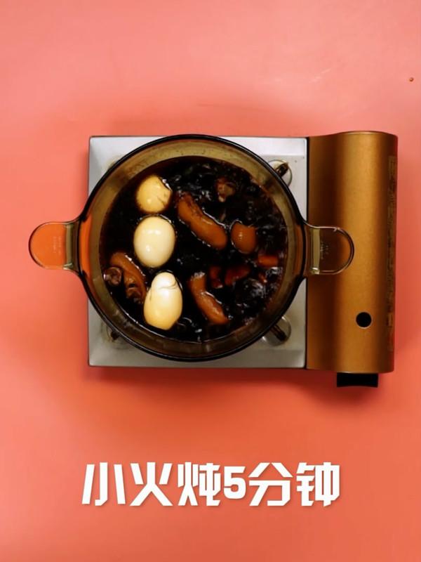猪脚姜怎么吃