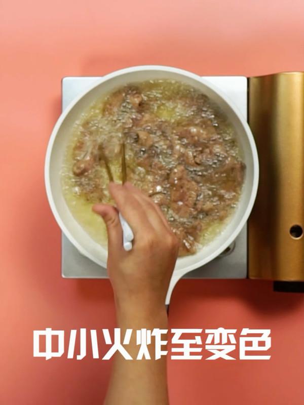 青椒炒猪肝的步骤