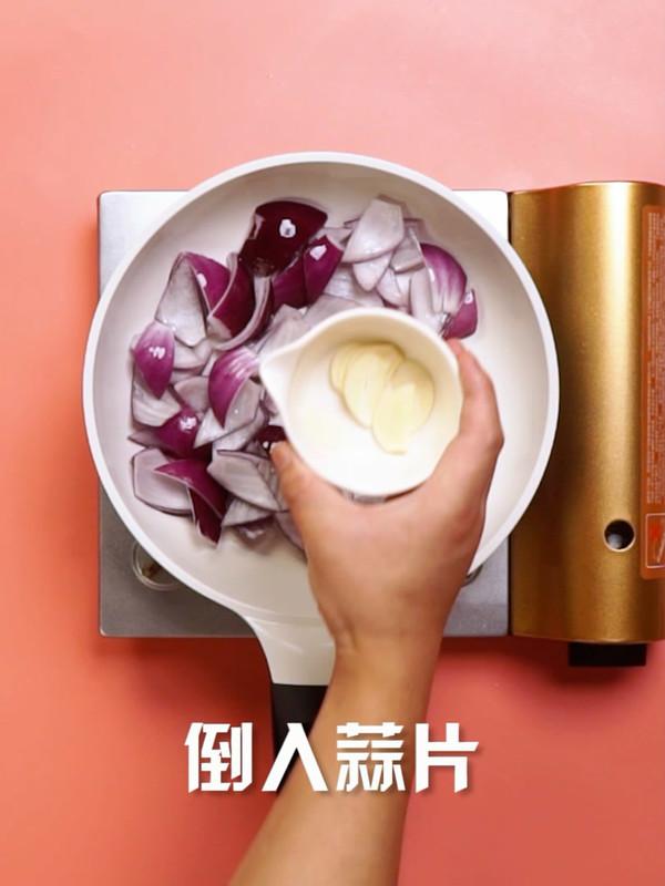 洋葱炒牛肉的简单做法
