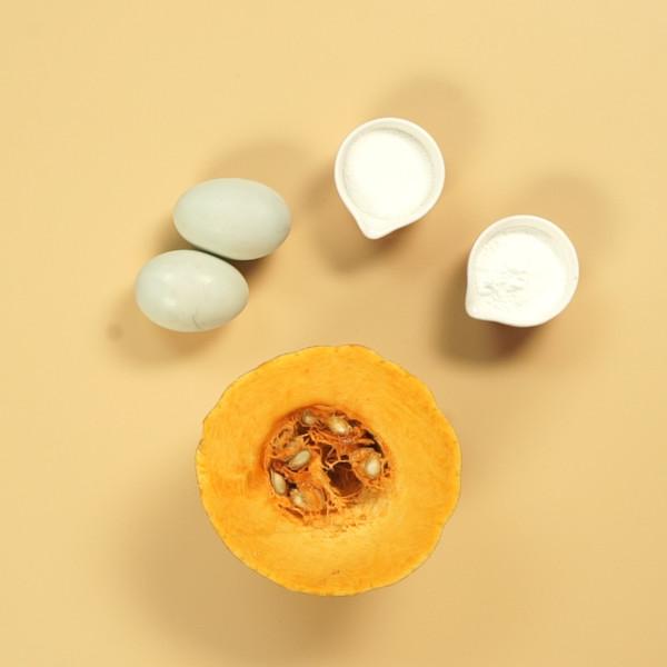 蛋黄焗南瓜的做法大全
