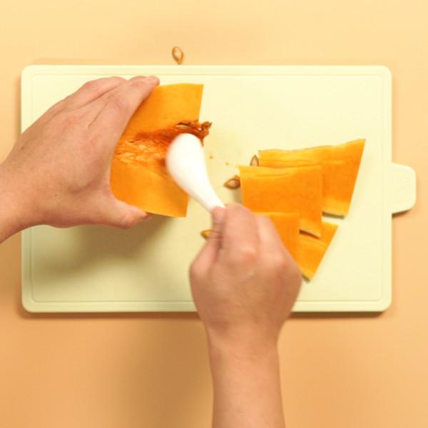 蛋黄焗南瓜的家常做法