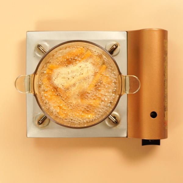 蛋黄焗南瓜怎么煮