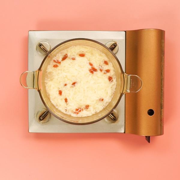 米酒蛋花汤的简单做法