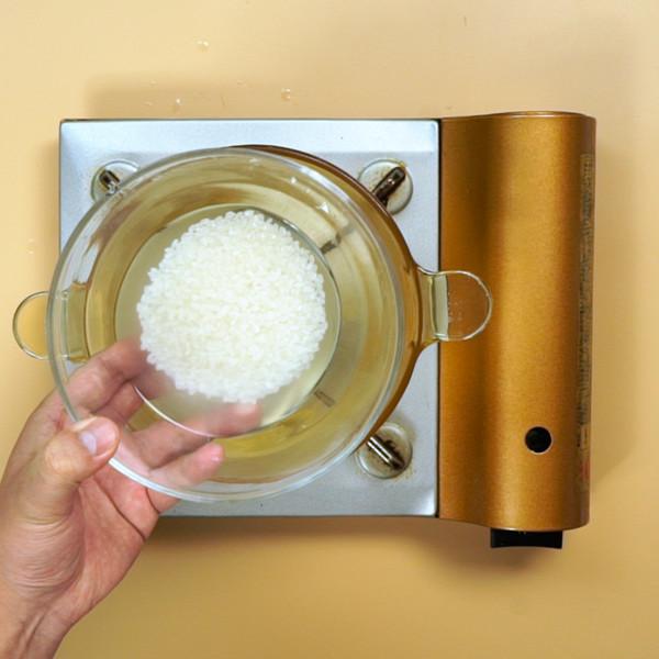 青菜粥的做法图解
