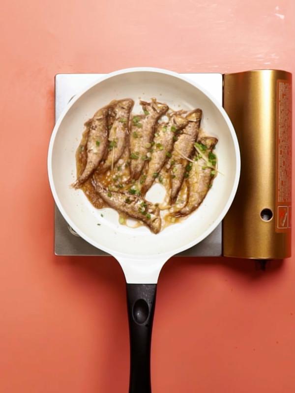 香煎咸鱼的简单做法
