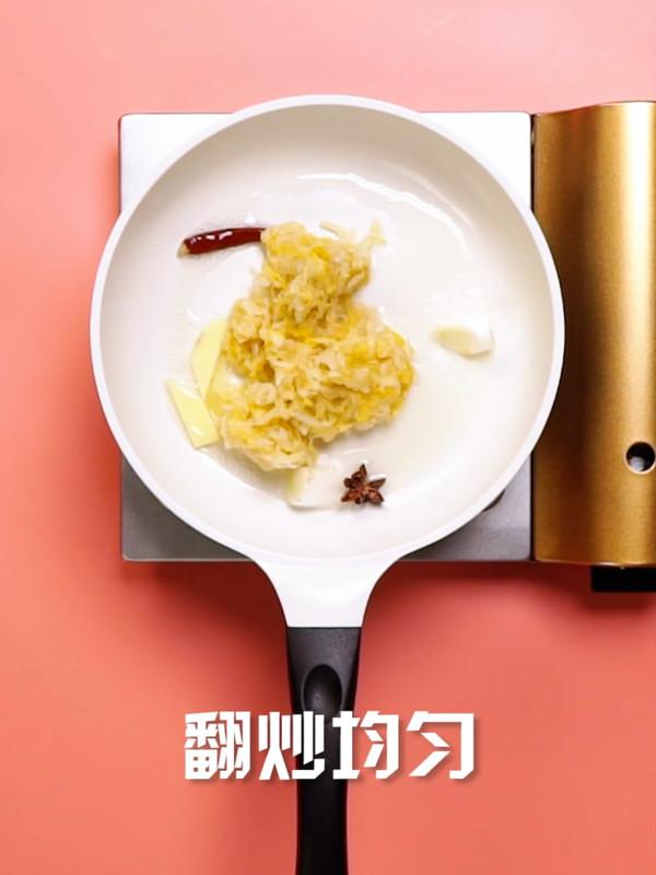 酸菜炖排骨怎么做