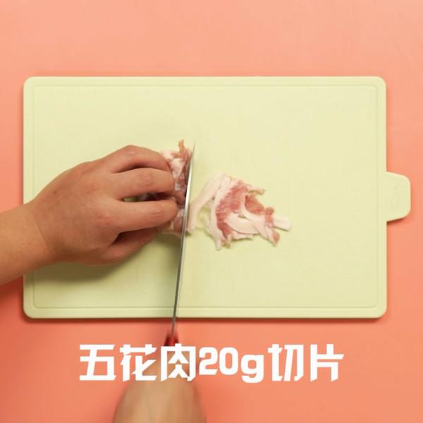 春笋烧肉的步骤