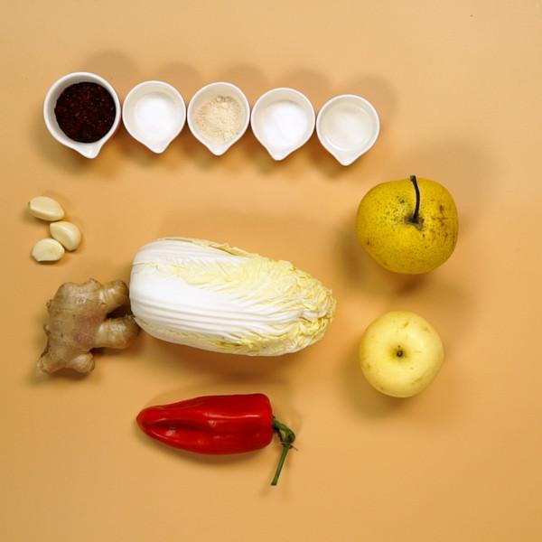 韩国泡菜的做法大全