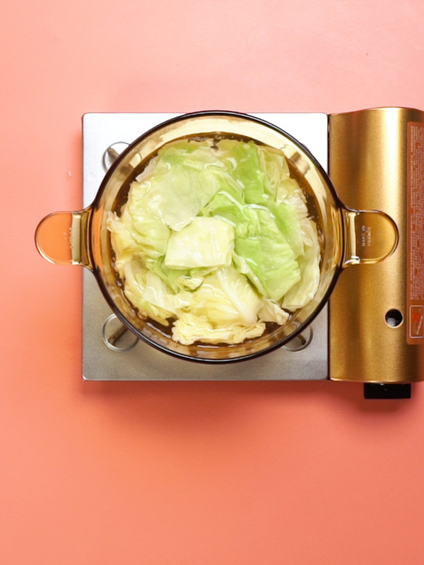 酱爆洋白菜的做法图解
