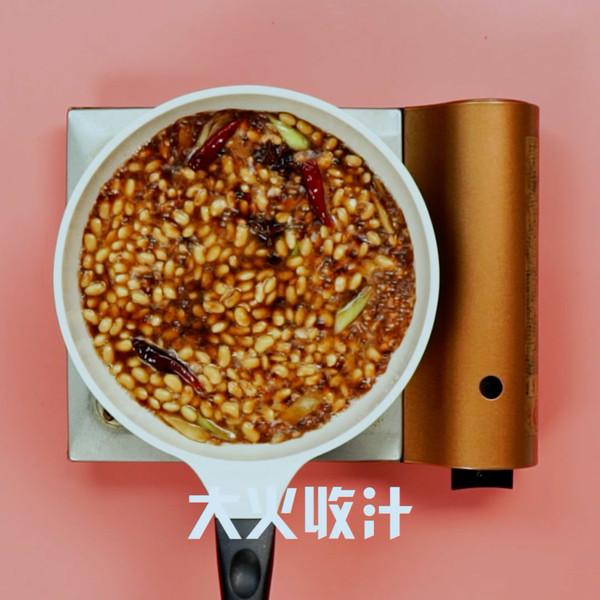 炒黄豆怎么做