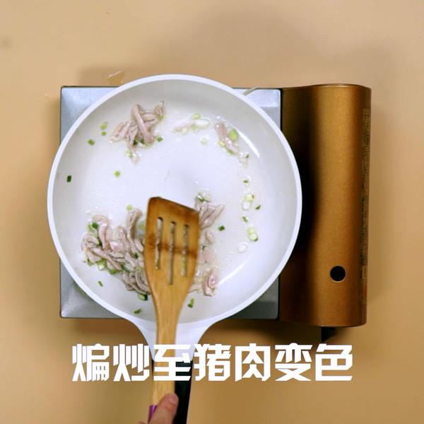 土豆丝炒肉的家常做法