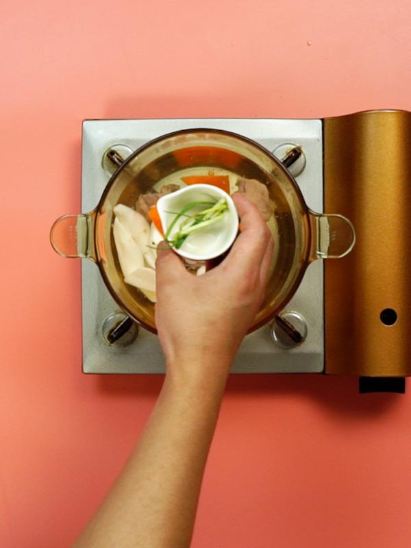牛尾汤的简单做法
