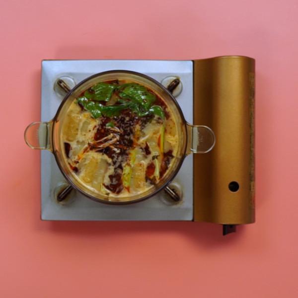 砂锅米线的简单做法
